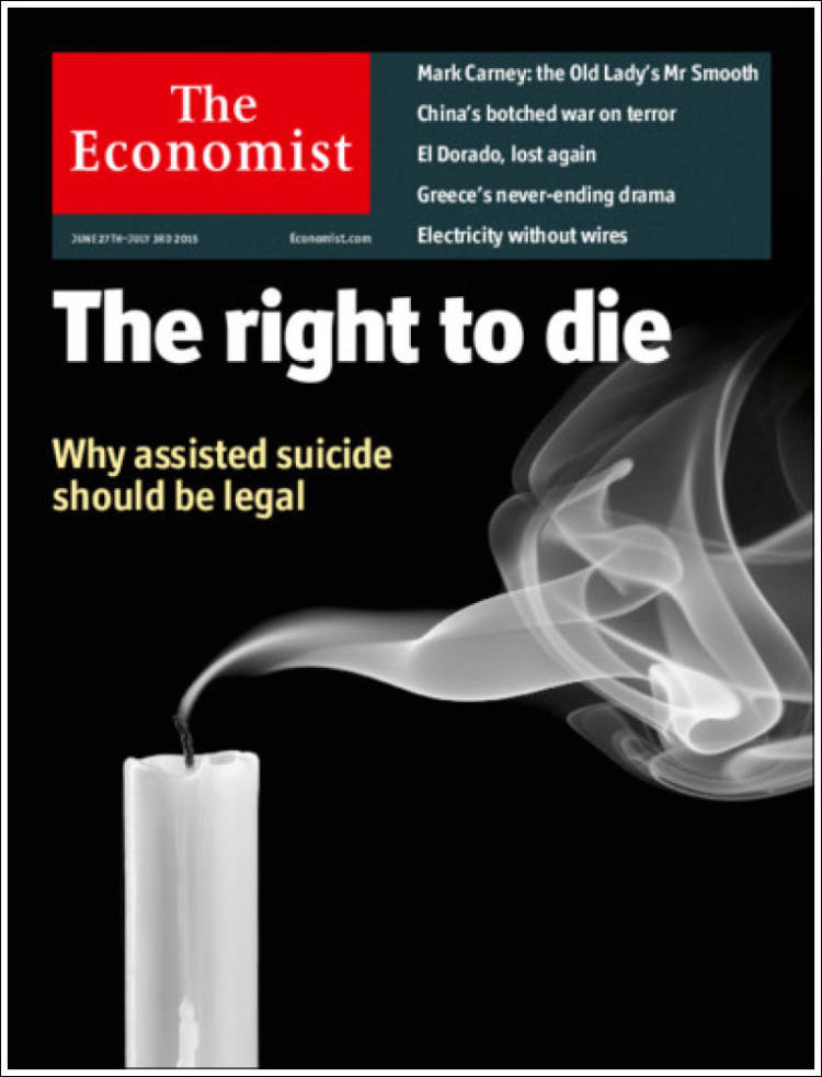 The Economist - Right to die