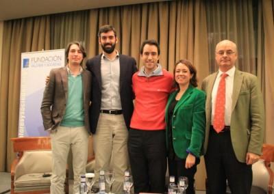 """Noticias relacionadas con la Conferencia """"Una nueva sociedad civil para una nueva España"""", con la intervención de María  José Rodríguez Becedas, presidenta de Principios."""