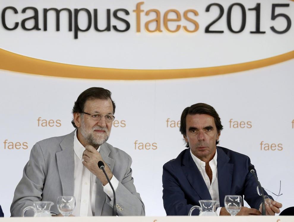 Rajoy - Aznar
