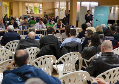 Jornada de #Debate en Alcorcón sobre regeneración democrática  y democracia interna en los partidos