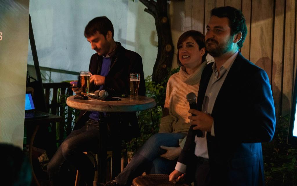 #CañasPolíticas en Madrid sobre Democracia interna en los partidos
