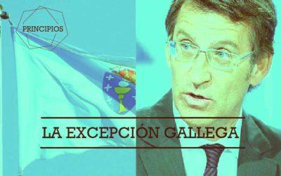 LA EXCEPCIÓN GALLEGA