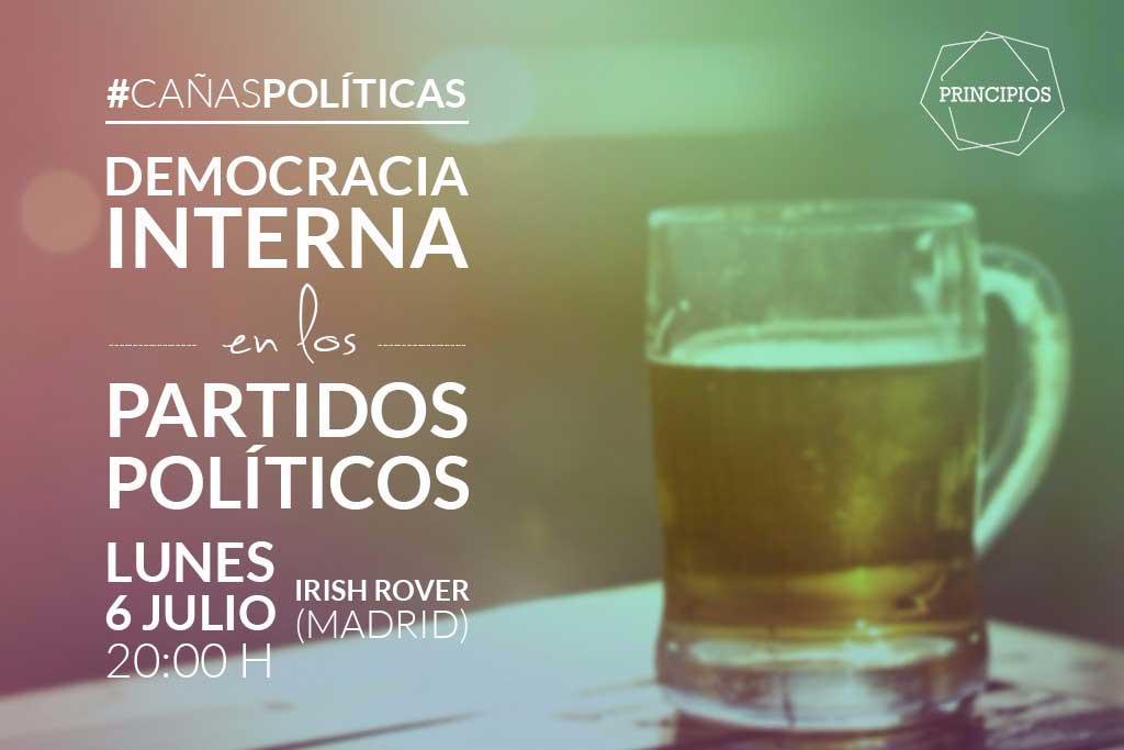 Madrid 06J Cañas Políticas