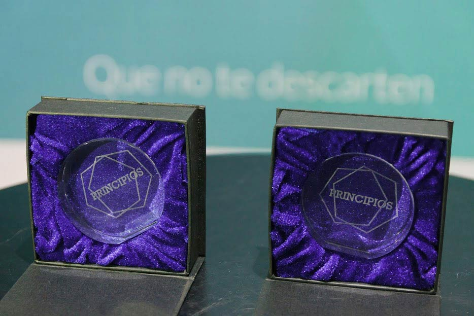 I Premios Principios