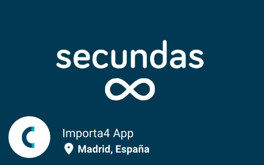 SECUNDAS: una app para luchar contra el descarte