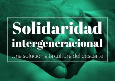 """II Jornada """"Descartados"""" centrada en las Personas Mayores, bajo el lema 'Acompañamiento y Autonomía'"""
