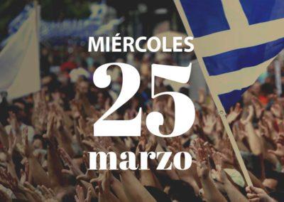 #CañasPolíticas en Madrid: 'Grecia, ¿tecnocracia o política?'