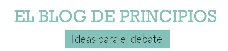 El blog de Principios