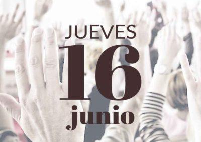 #CañasPolíticas y Presentación de Principios en Valladolid – La democracia en España