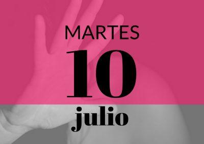 #CañasPolíticas en Madrid sobre el Pacto de Estado